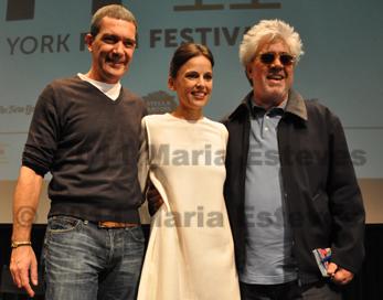 NYFF 2011 Premiere of The Skin I Live In (La Piel Que Habito)