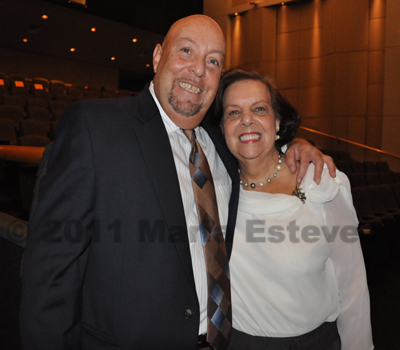 NYFF 2011 VITO Press Conference Photo Coverage