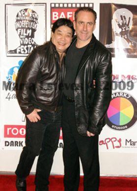 2009 New York International Film & Art Festival Closing Night Red Carpet Arrivals