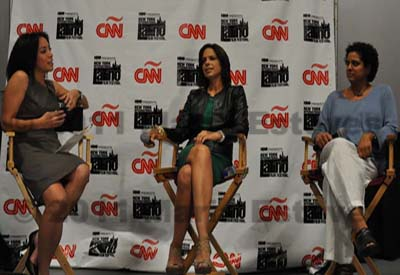NYILFF 2011: CNN Presentation of In Her Corner: Latino In America with Soledad O'Brien