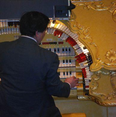 California Theater Organ