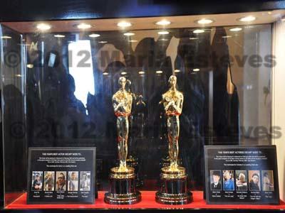 Oscar Week New York 2012: Meet the Oscars Exhibit Ribbon Cutting Ceremony