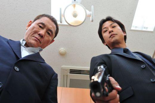 Outrage Takeshi Kitano