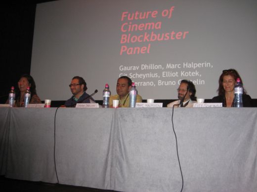 panel future of cinema