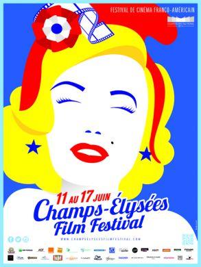 Champs-Elysee Film Festival poster 2014