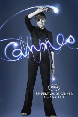 Affiche du festival de cannes 2010