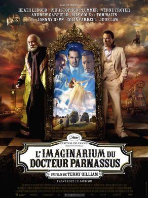 The Imaginarium of Doctor Parnassus French Poster