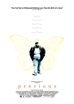 """""""Precious: Based on the Novel Push by Sapphire"""" Opens in Select Theaters, November 6, 2009"""