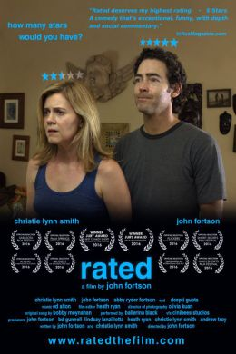 Actor/Writer/Producer John Fortson's short film 'RATED' (2016)