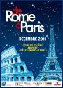 Rome à paris