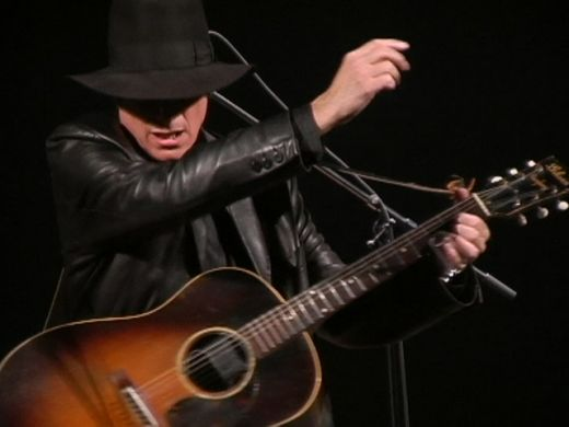 GARY LUCAS LIVE AT THE SKIF FESTIVAL ST PETERSBURG 2006