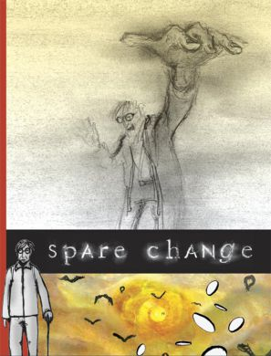 Spare Change short animation film poster Ryan Larkin