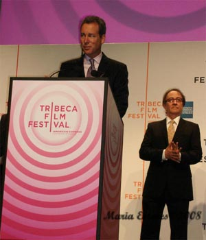 SEVENTH ANNUAL TRIBECA FILM FESTIVAL OPENING PRESS CONFERENCE