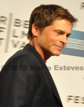 11th Tribeca Film Festival World Premiere of Knife Fight Red Carpet Photos