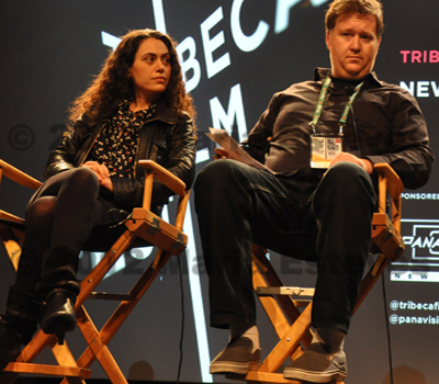 TFF 2012 Tribeca Talks New Filmmakers on Film Panel Coverage