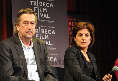2012 Tribeca Film Festival Opening Press Conference Coverage