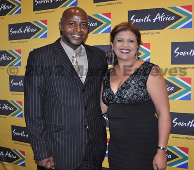 2012 Tribeca Film Festival South Africa Industry Reception