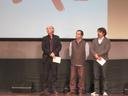 Members of Jury TIFF 2010