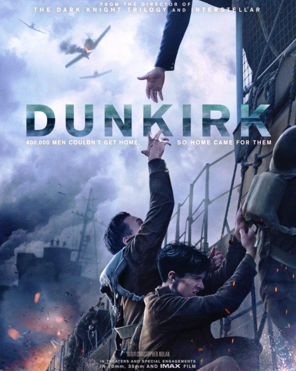 دانلود فیلم Dunkirk 2017 دانکرک با دوبله فارسی