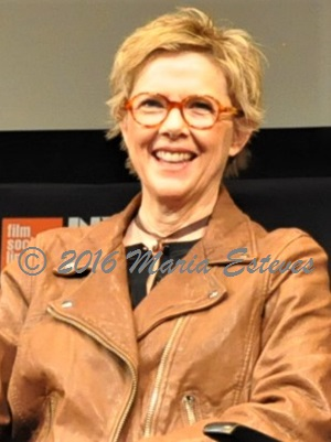NYFF54 World Premiere of 20TH CENTURY WOMEN:  cast member actress Annette Bening.