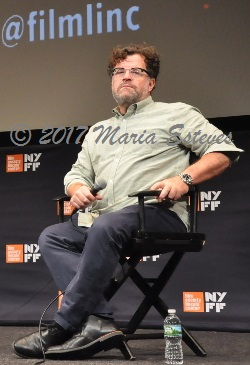 NYFF54 Premiere of MANCHESTER BY THE SEA  Press Conference: Director Kenneth Lonergan.