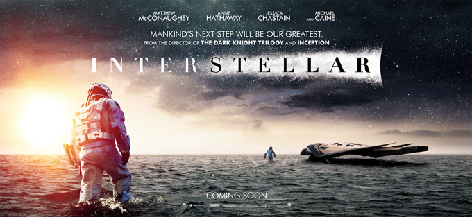 Interstellar, Review--Gravity of the situation: Galactic