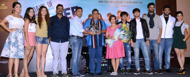 Subhash Ghai Director Showman Launches Trailer Of College