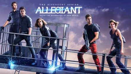 The Divergent Series-Allegiant Part I, Review: Alley Giant