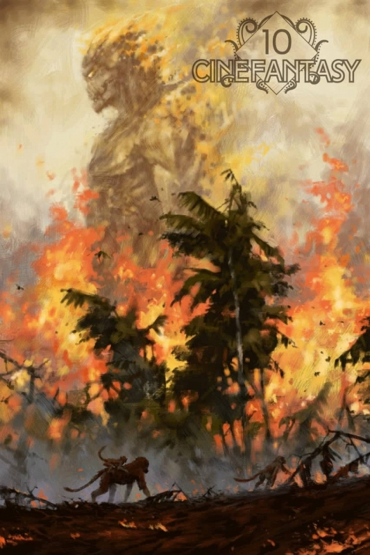 The fire demon of tropical forests