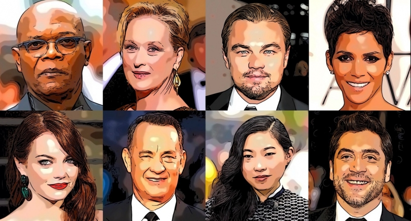 Leonardo-DiCaprio-Meryl-Streep-Samuel-L.-Jackson-Halle-Berry-Tom-Hanks-Emma-Stone.jpg