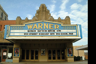 The Historic Warner Theater