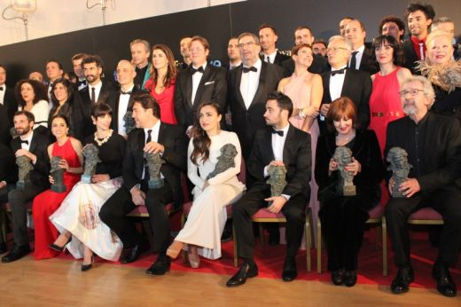 27th Goya Award Winners