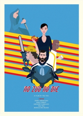 Zuo no Die black The new black comedy caper from Tau Tau