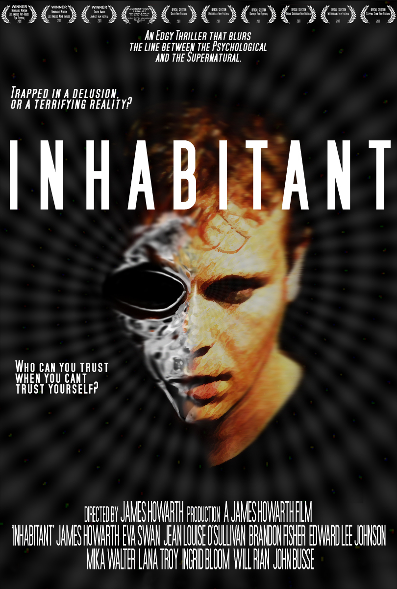 Inhabitant, feature film poster