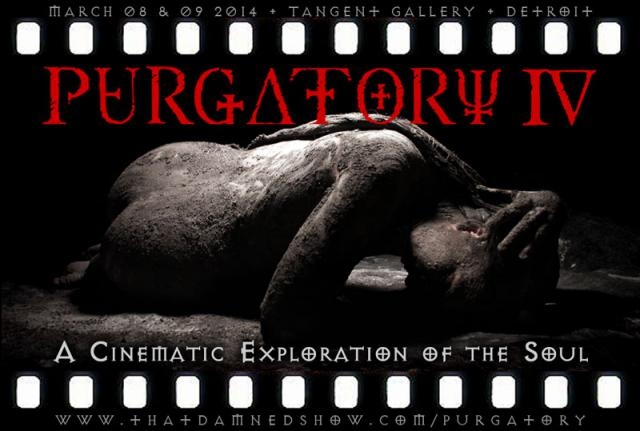 Purgatory IV Film Exhibition - A Cinematic Exploration of