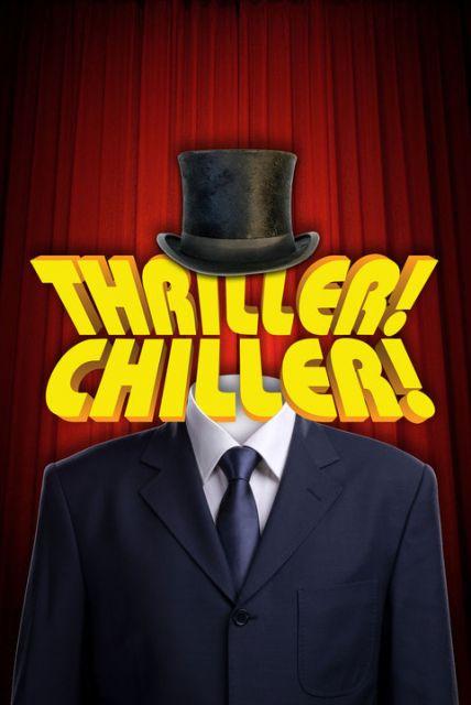 Thriller! Chiller! Film Festival Oct 21-23, 2011.