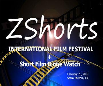 ZShorts International Film Festival + ShortFilmBingeWatch